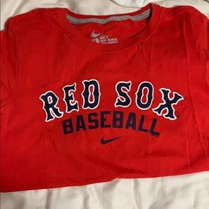 Nike Red Sox shirt